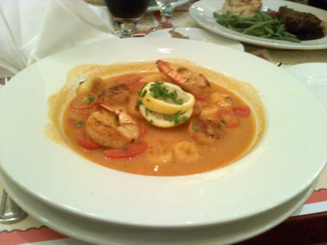 Chefs de France Restaurant in Epcot