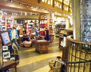 Gift shop at Animal Kingdom Lodge