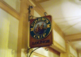 Crew's Cupounge at the Yacht Club Resort