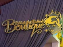 The Bibbidi Bobbidi Boutique inside the World odf Disney Store at Downtown Disney