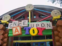 Once Upon A Toy Store at Downtown Disney Marketplace