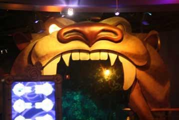 Disney Quest in Downtown Disney