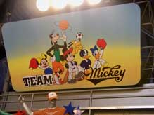 Team Mickey Store at Downtown Disney Marketplace