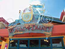 The World of Disney Store at Downtown Disney Marketplace