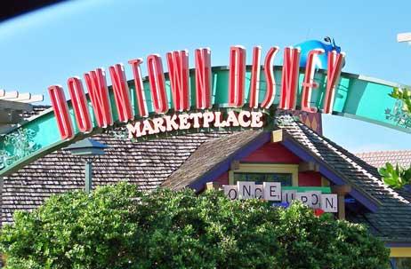 Downtown Disney Marketplace