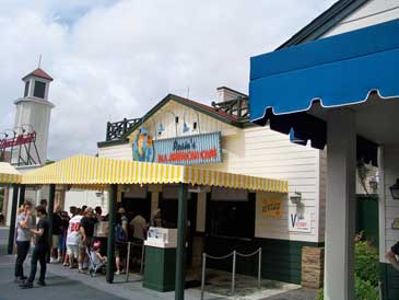 One of the Hollywood Studios Counter Service Restaurants