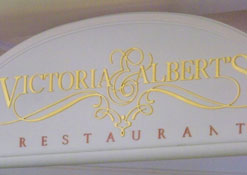Victoria and Albert's Restaurant at Disney's Grand Floridian Resort