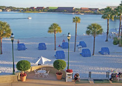 The Beach at The Grand Floridian Resort