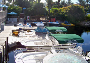 Marina at Disney's Old Key West Resort