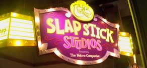 Learn about velcro in the Slapstick Studios located in the Innoventions Pavilion at Epcot