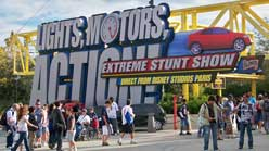 Lights,Motor, Action Extreme Stunt Show