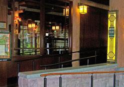 Artist Point Restaurant at Disney's Wilderness Lodge