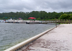 The Marina at The Wilderness Lodge Resort