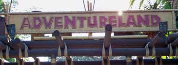 Entrance to Adventureland