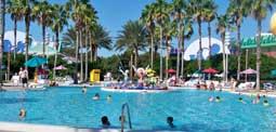 All Star Music Resort Calypso Pool