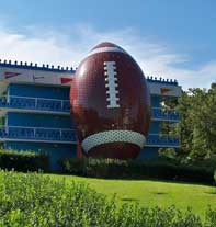 All Star Sports Football Buildings