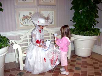 Time with Mary Poppins