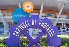 Carousel of Progress in Tomorrow
