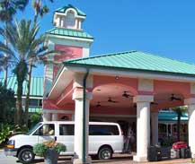 Caribbean Beach resort Custom House