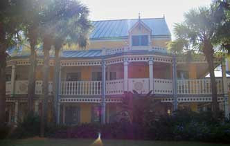 Jamaica Village at Disney's Caribbean Beach Resort