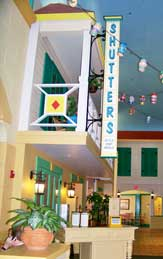 Shutters at Carribean Beach Resort