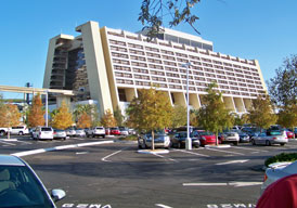 The Contemporary Resort