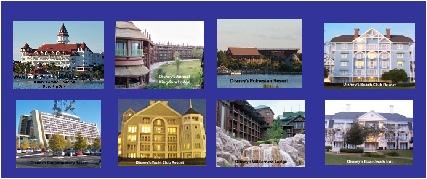 Disney's Deluxe Resorts