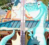 Fossil Fun Games in DinoLand USA at Disney's Animal Kingdom.