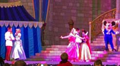 Dreams Come True Show at Magic Kingdom