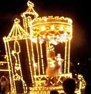 Disney's  Spectromagic Parade at the Magic Kingdom