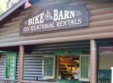 Fort Wilderness Campground Bike Barn