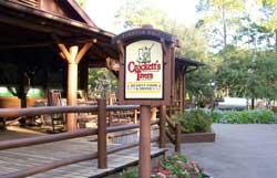 Crockett's Tavern at Fort Wilderness Campground