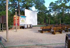 Campfire Sing a long at Fort Wilderness