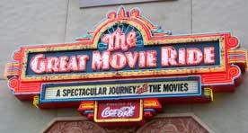 Hollywood Studios Great Movie Ride