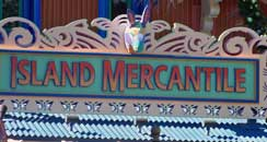 Island Merchantile Shop at Disney's Animal Kingdom.