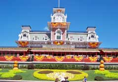 Walt Disney Wirld Railroad Station