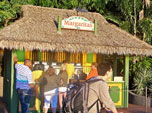 The Margarita Kioski in the Mexico pavilion at Epcot.