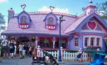 Minnie's House in Mickey's Toontown Fair