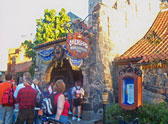 Akershus Reastaurant in Norway Pavilion at Epcot.