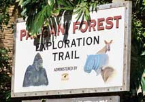 The Pangani Exploration Trail in Africa