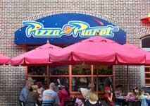 Pizza Planet Restaurant at Disney's Holywood Studios