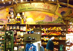Trader Joes Giftshop in the Polynesian Resort
