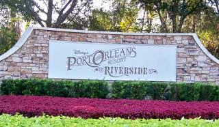 Disney's Port Orleans Riverside