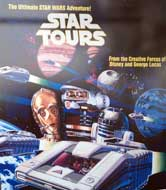 Star Tours Attraction At Hollywood Studios