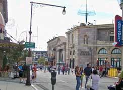 Disney's Hollywood Studios Streets of America