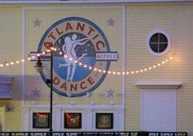 The Atlantic Dance Hall on Disney's Boardwalk