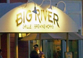 Big River Grill and Brewery at Disney's Boardwalk Inn