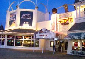 The ESPN Club at Disney's Boardwalk