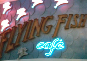 The Flying Fish Cafe at The Boardwalk Inn