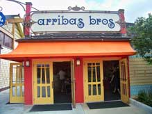 Arribas Brothers shop in Downtown Disney Marketplace